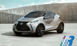Nuovo Concept Lexus LF-SA