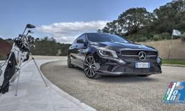 Mercedes-Benz - CLA Shooting Brake