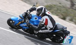 Suzuki GSX-S1000 ABS: naked d'attacco