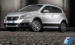 Suzuki S-Cross, non chiamatela copia di… Un Crossover (4x4) diverso con consumi da utilitaria