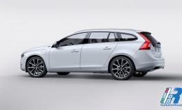 Volvo Cars presenta a Ginevra la nuova V60 D5 Twin Engine Special Edition
