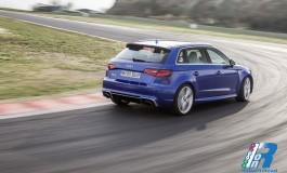 Potenza in formato compatto – La nuova Audi RS 3 Sportback