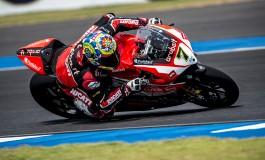 Superbike - Ad Aragon Chaz Davies rompe il digiuno Ducati