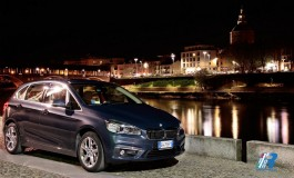 Test drive BMW Serie 2 Active Tourer: sedetevi in poltrona ed iniziate a viaggiare