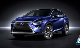 Nuovo Lexus RX Premiére mondiale
