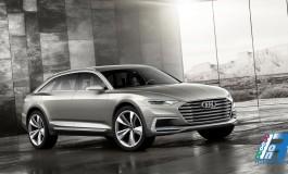 Una nuova forma di libertà automobilistica: la show car Audi Prologue Allroad