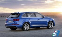 La nuova Audi Q7 arriva sul mercato italiano