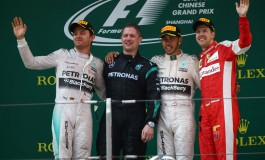 Formula 1 - Gran Premio di Cina, torna la noia