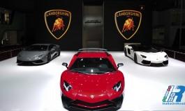 Lamborghini la nuova Aventador LP 750-4 Superveloce al Salone di Shanghai 2015