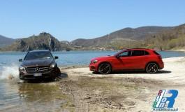 Mercedes-Benz GLA Enduro: il SUV compatto della Stella