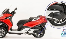 Peugeot Scooters Tyres Protection