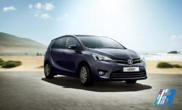 Toyota Verso oggi euro 6