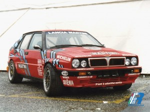 0000 Lancia Delta HF16V Integrale Sanremo 1989