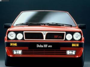 Delta HF 4WD