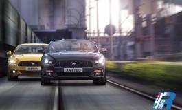 La Nuova Ford Mustang da 0 a 100 in meno di 5 secondi