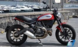 Ducati Scrambler - test di primo contatto
