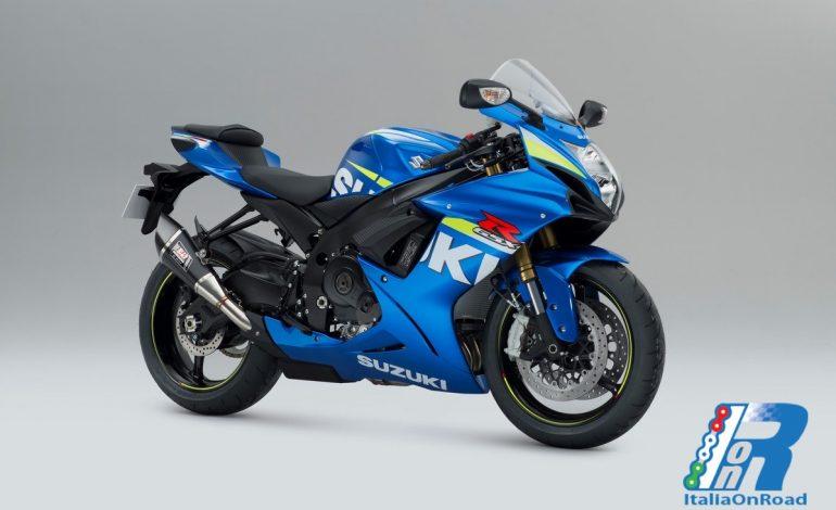 GSX-R, Top Performer Suzuki ora con grafiche race replica MotoGP