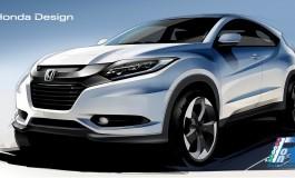 Il nuovo HR-V unisce il dinamismo di una coupé alla solidità di un SUV