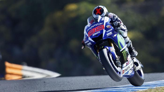 MotoGp Jerez, Lorenzo detta legge ma per la gara il segreto è la gomma