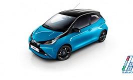 Toyota presenta la nuova Aygo x-cite