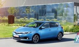 Toyota presenta nuova Auris