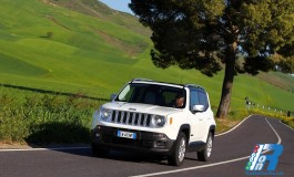 In Italia debuttano le nuove motorizzazioni di Jeep Renegade