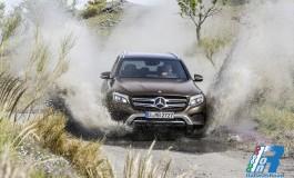 Anteprima mondiale di Mercedes-Benz GLC