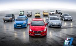 Nuova Opel Astra: innovativa e con una ricca tradizione alle spalle