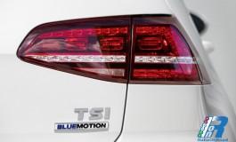 Golf TSI BlueMotion: La Golf a benzina che consuma meno