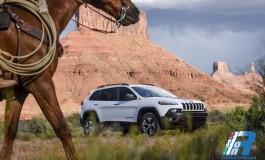 Jeep Cherokee la regina del Moab