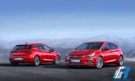 Leggera, elegante, innovativa: la Nuova Opel Astra è nata per divertire
