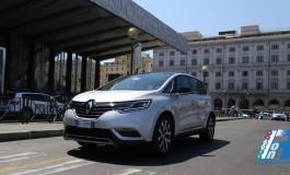 Nuovo Renault Espace sarà presentato il 6 e 7 giugno