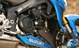 Suzuki GSX-S1000 ABS, Preparati a domarla!
