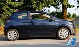 Prova Peugeot 108 TOP!: é estate anche se guidate in città