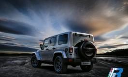 Arriva in Italia la Jeep® Wrangler Black Edition