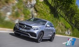 La famiglia GLE firmata Mercedes-AMG