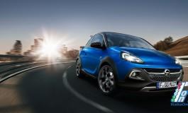 Avventura e fuoristrada a tutto sprint: Opel ADAM ROCKS S