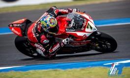 Superbike - Chaz Davies e la Ducati conquistano la California