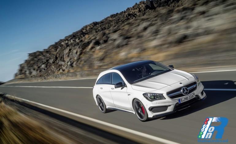 Più potenti, dinamiche ed esclusive – Le nuove compatte Mercedes-AMG
