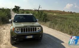 """Prova Jeep Renegade, la """"piccola"""" di casa Jeep che piace!"""