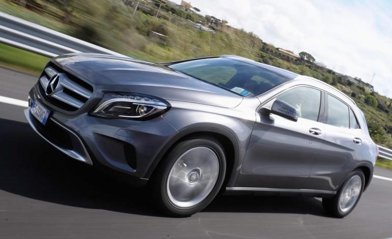 Dynamic Select per tutte le compatte Mercedes
