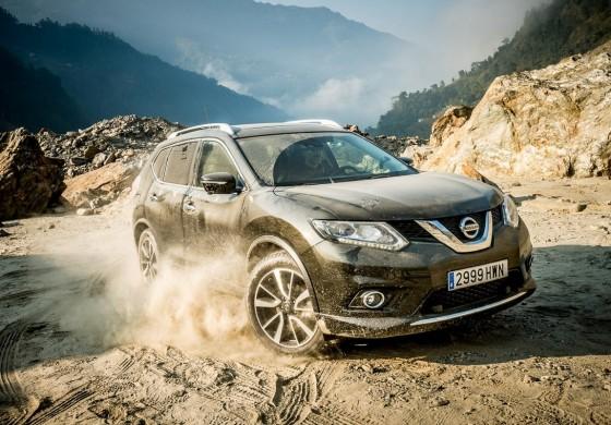 Nissan X-Trail, un nuovo motore a benzina 1.6 DIG-T