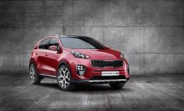 Dynamic energy: ecco lo stile del nuovo Kia Sportage