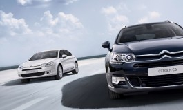 Partenza alla grande con Citroën C5 e C5 Tourer