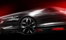 Mazda svela il nuovo concept di crossover a Francoforte
