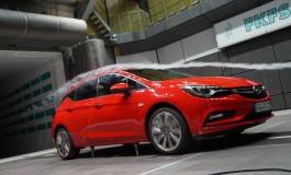 Nuova Opel Astra: aerodinamica eccellente per la massima efficienza
