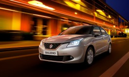 Nuova Suzuki BALENO la berlina compatta ideale