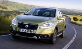 Suzuki S-CROSS 1.6 diesel con cambio automatico DCT doppia frizione