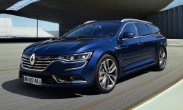 Renault Talisman si presenta in versione Sporter