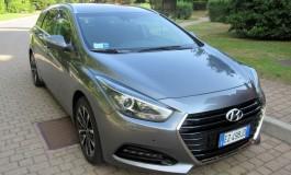 Prova Hyundai i40: primo contatto